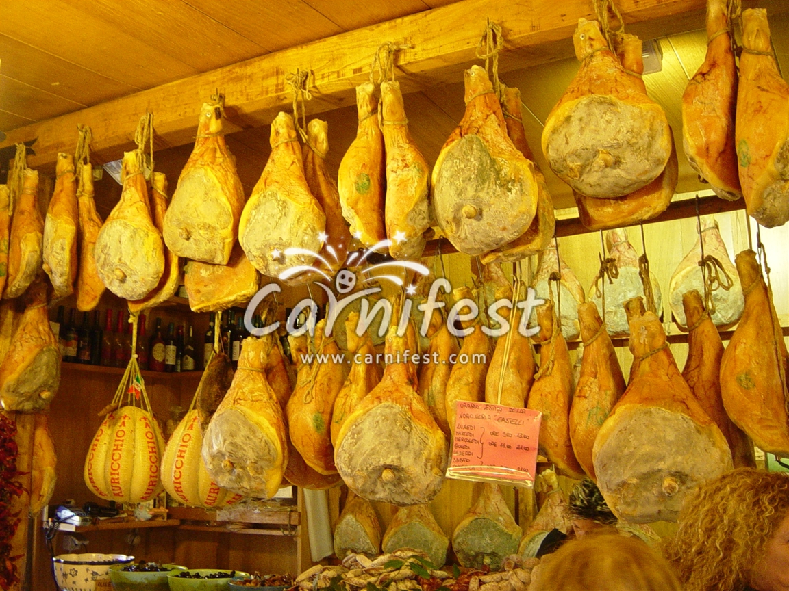 Prosciutto - CarniFest Online Photo © All Rights Reserved