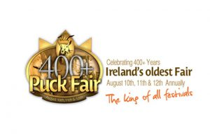 Puke Fair - Ireland's Oldest Fair / Poster - Photo by: www.puckfair.ie