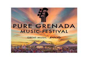 Pure Grenada Music Festival poster - Photo: www.grenadamusicfestival.com