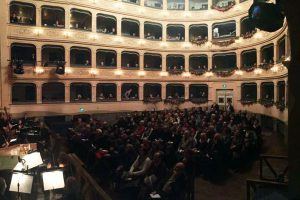Teatro Rossini in Lugo, Italy - Purtimiro Baroque Music Festival - Photo: www.purtimiro.it