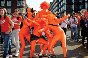 Kings Day in Amsterdam - Photo by: www.holland.com