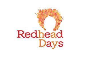 Redhead Days Festival in Breda Netherlands - Logo - Photo by: www.redheaddays.nl