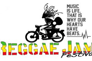 Photo: Reggae Jam Festival