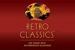 Retro Classics Stuttgart Logo - Photo by: www.retro-classics.de