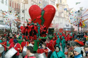 Rijeka Carnival - Photo courtesy of: Rijeka Tourist Board / Rijeka Carnival