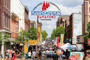 Rivers & Spires Festiva Clarksville, Tennessee - Photo by: riversandspires.com