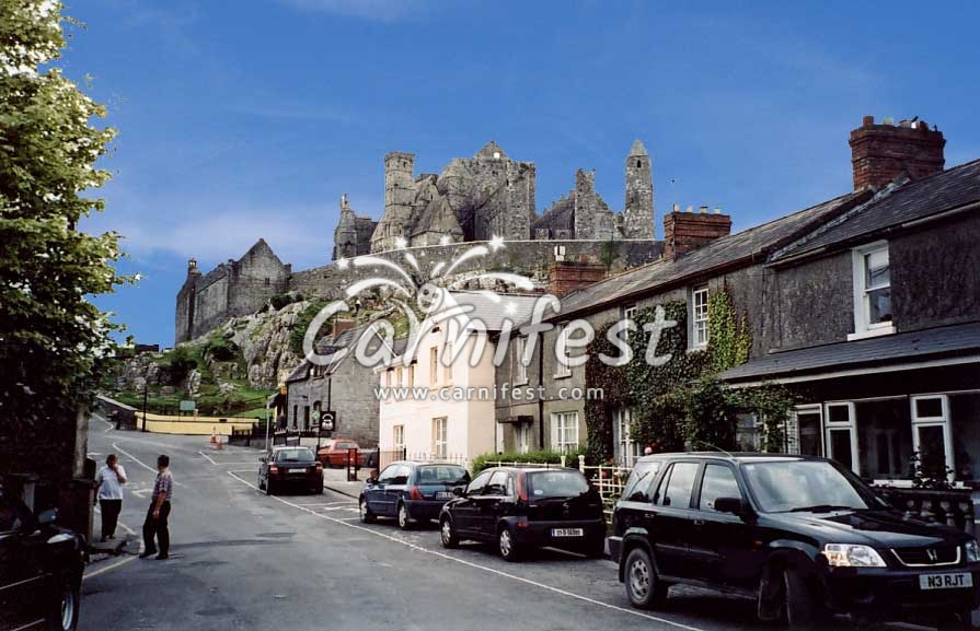 Rock of Cashel - CarniFest Online Photo © All Rights Reserved