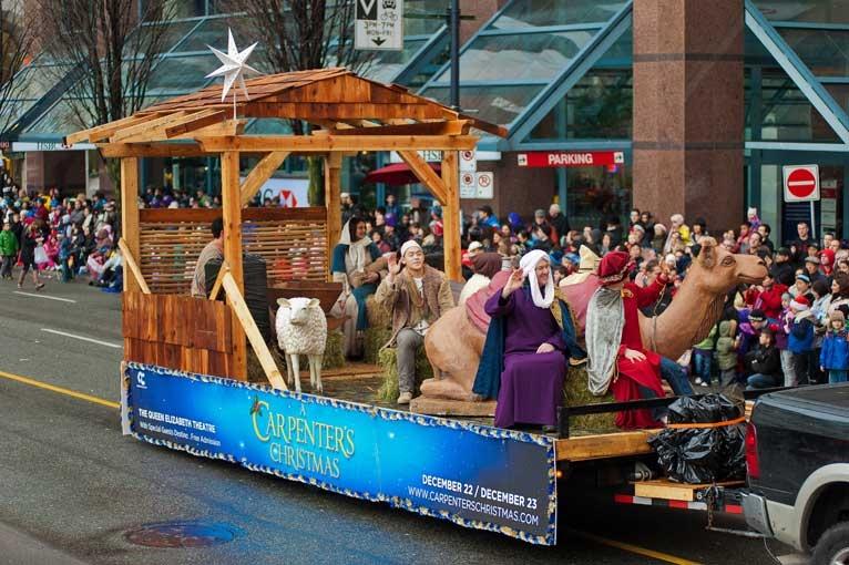 Rogers Christmas Parade 2019 Vancouver Santa Claus Parade 2019 | Tickets Dates & Venues
