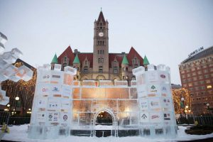 Saint Paul, (MN) Winter Carnival  - Photo by: St. Paul Festival & Heritage Foundation