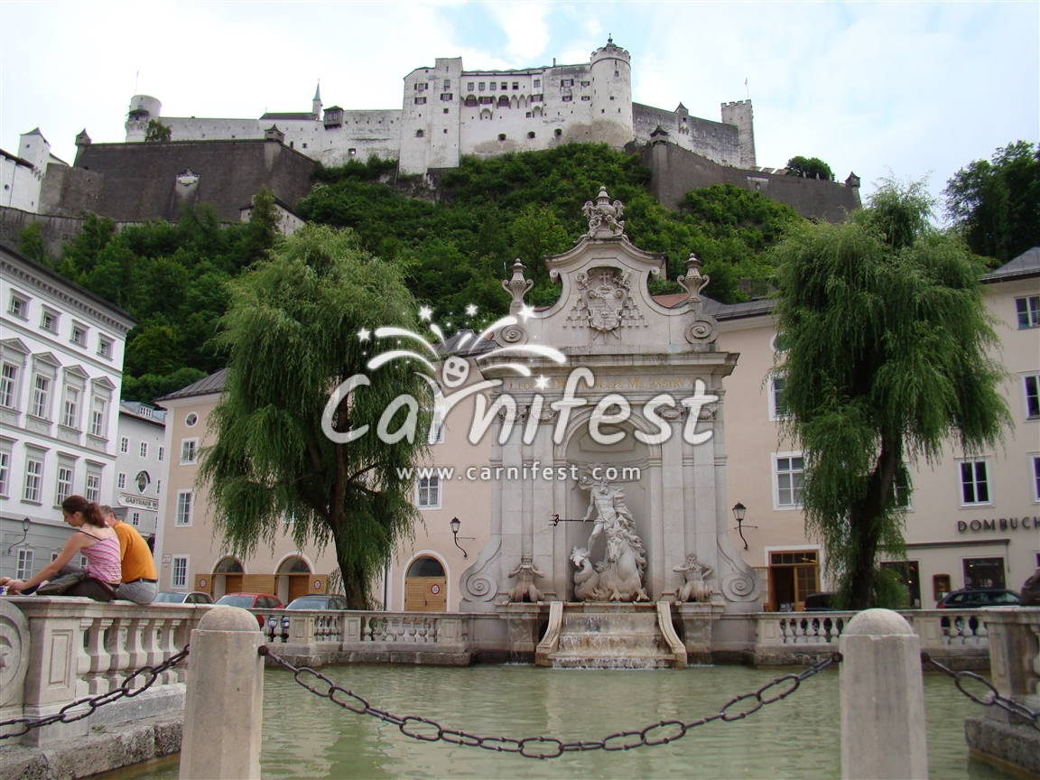 Salzburg - CarniFest Online Photo © All Rights Reserved