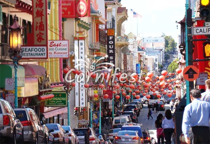 San Francisco Chinatown - CarniFest Online Photo © All Rights Reserved