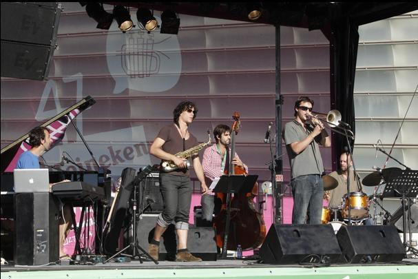 San Sebastian Heineken Jazzaldia - Photo by: www.heinekenjazzaldia.com