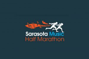 Sarasota Music Half Marathon poster - Photo by: www.sarasotahalf.com