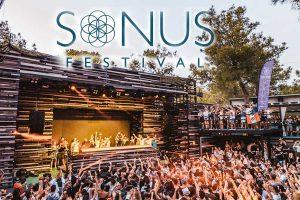 Sonus Festival Pag Island, Zrce Beach - Croatia  - Photo: Sonus Festival