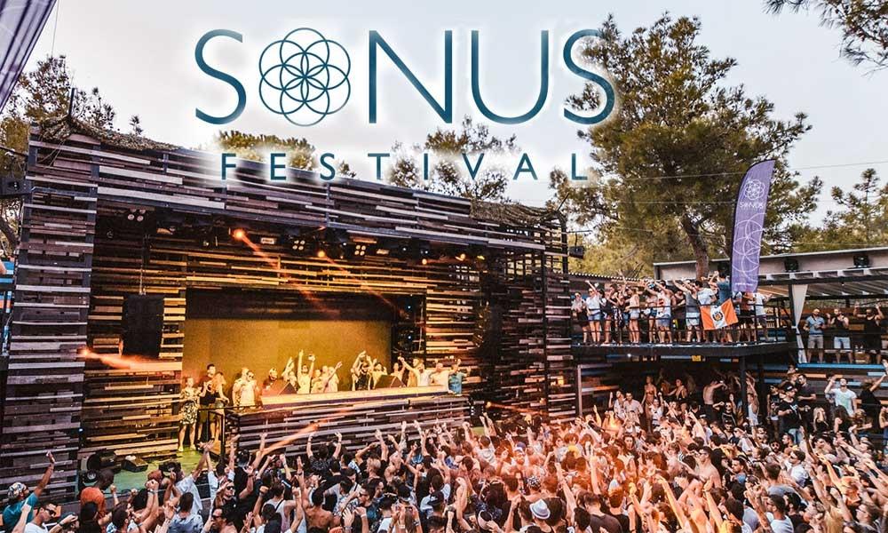 Sonus Fesztivál Pag-sziget, Zrce Beach - Horvátország - Fotó: Sonus Festival