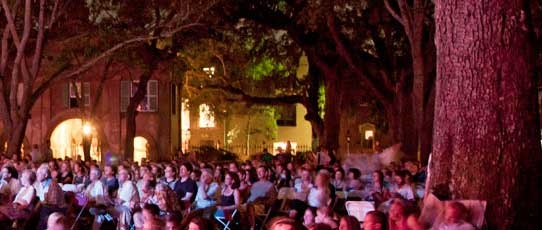 Spoleto Festival USA - Photo by: https://spoletousa.org
