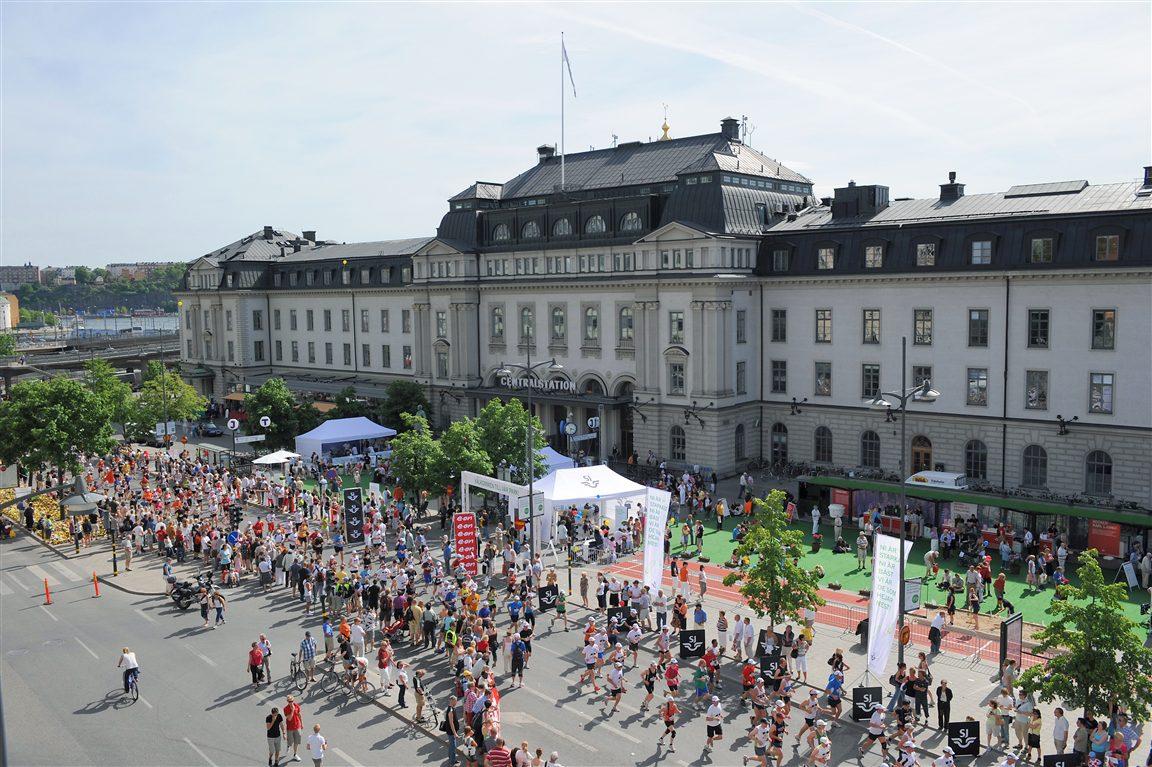 Sport, Stockholm Marathon - Photo by: Martin Ekequist