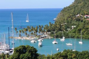 St Lucia Caribbean Island - Photo: pixabay.com-31774