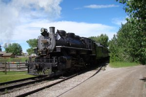 Steam Locomotive - CarniFest Online Photo © All Rights Reserved