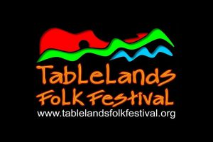 Tablelands Folk Festival poster - Photo: www.tablelandsfolkfestival.org.au