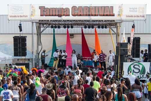 Tampa Caribbean Carnival