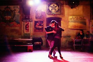 Tango dance in Buenos Aires - Photo: Travel Buenos Aires -  [www.travel.buenosaires.gob.ar]