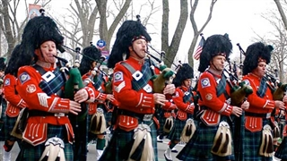 The NYC St. Patrick's Day Parade