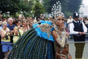 The Notting Hill Carnival - Photo by: www.thenottinghillcarnival.com