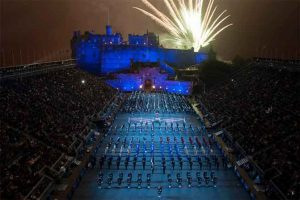 The Royal Edinburgh Military Tattoo - Photo by: www.edintattoo.co.uk