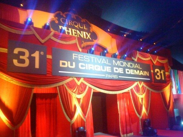 Festival Mondial du Cirque de Demain - Photo by: www.cirquededemain.com