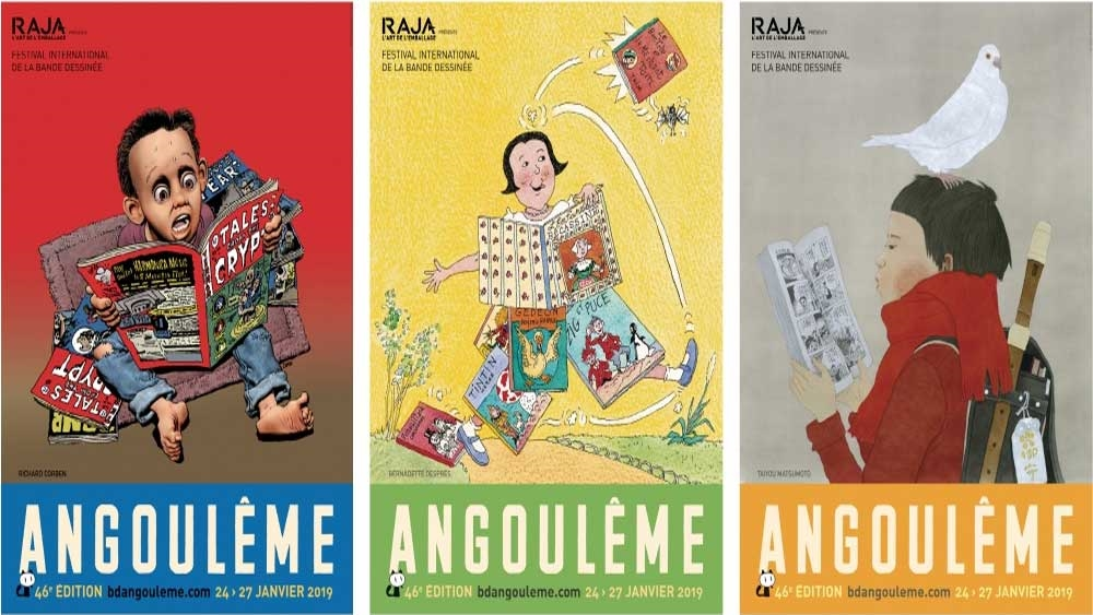 The international comics festival-in angoulême - Photo: www.bdangouleme.com