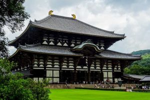 Todaiji Temple Nara - Photo by: Luis Iranzo Navarro-Olivares [Via-pixabay.com]