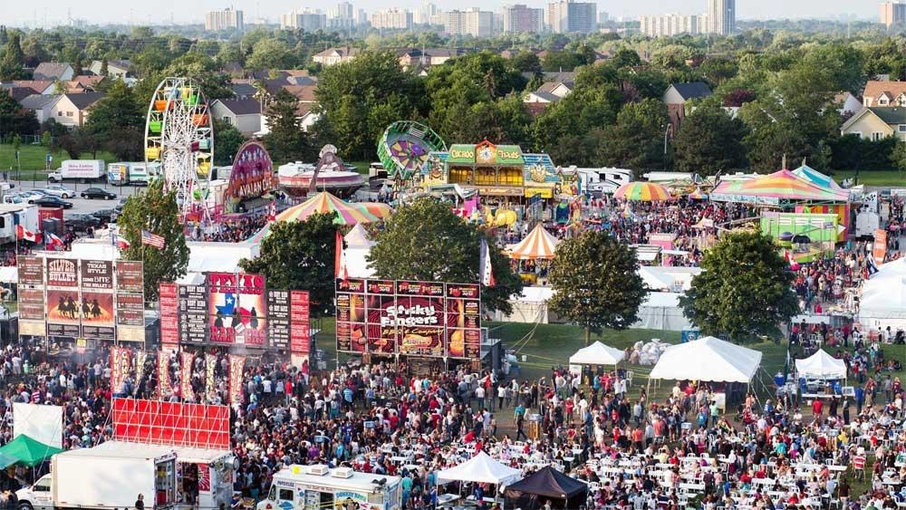 Toronto Ribfest - Photo: torontoribfest.com