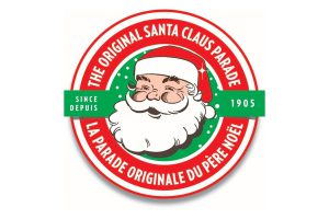 Toronto Santa Claus Parade poster - Photo: thesantaclausparade.com
