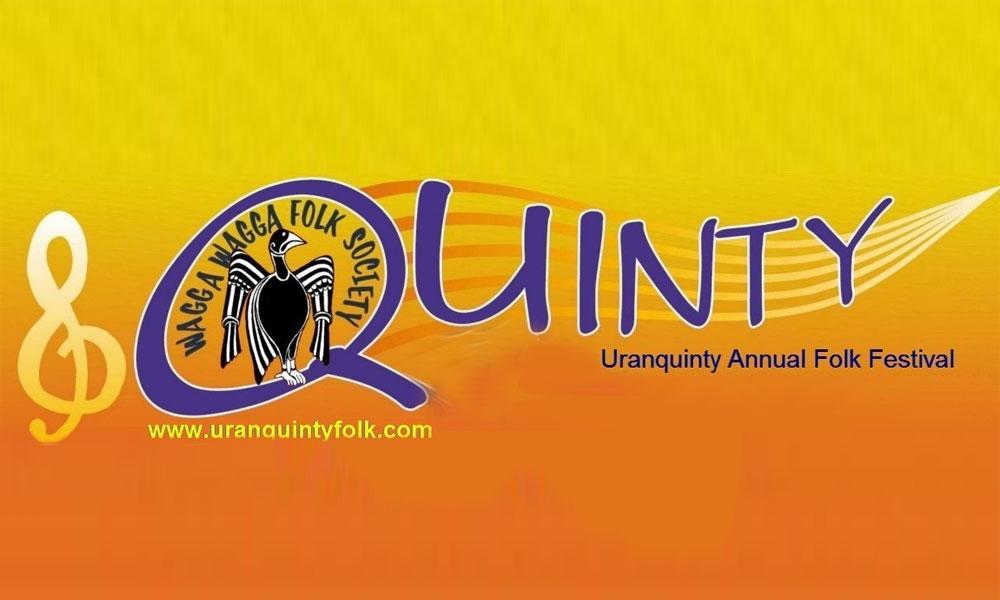 Uranquinty Folk Festival poster - Photo: www.uranquintyfolk.com