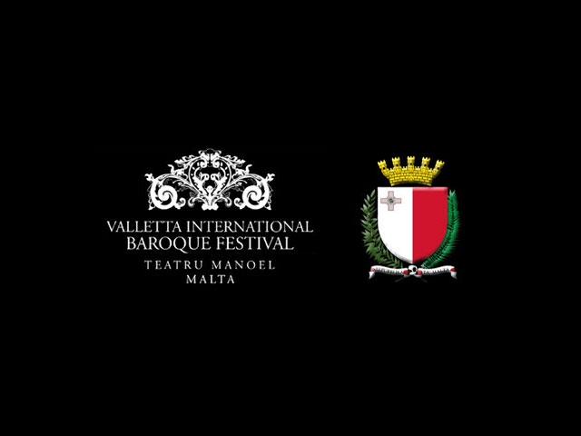 Valletta International Baroque Festival poster - Photo by: vallettabaroquefestival.com