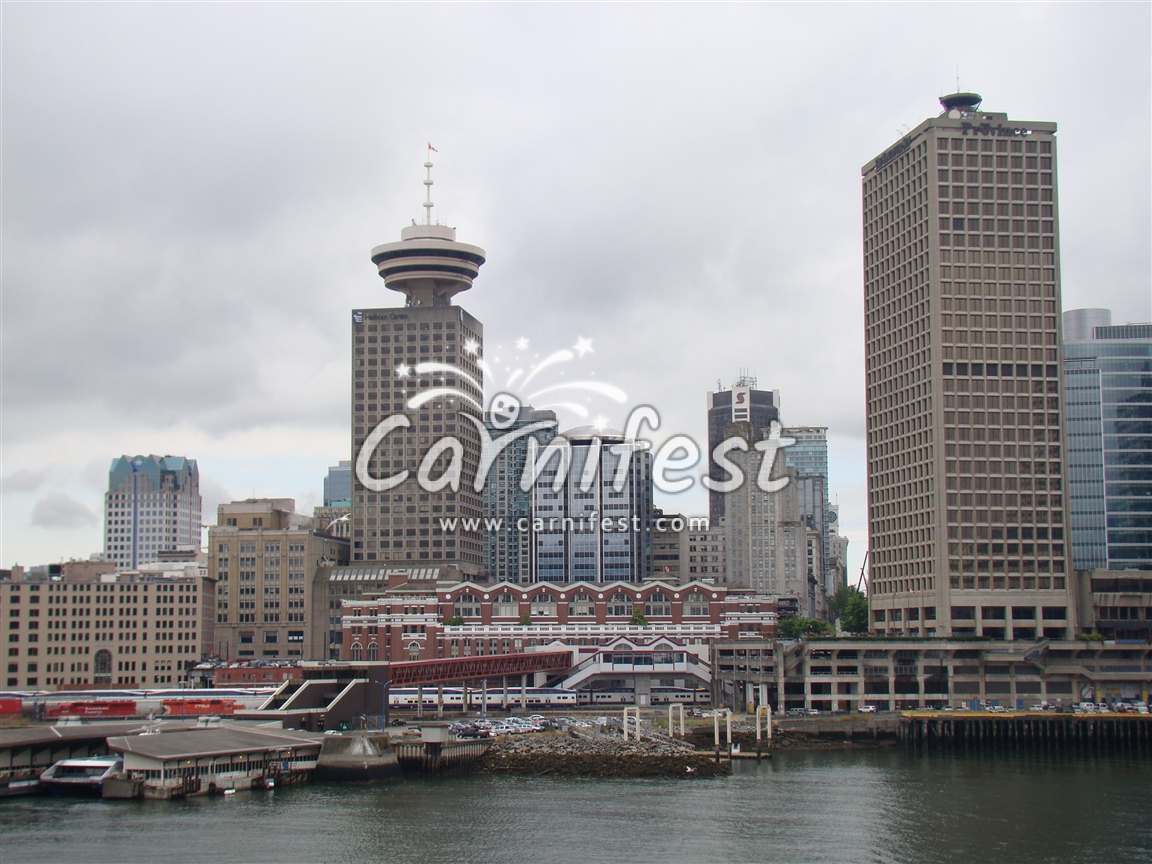 Vancouver Canada sky line - CarniFest Online Photo © All Rights Reserved