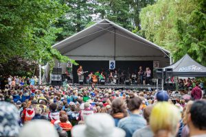 Vancouver Folk Music Festival - Photo by: David Niddrie / Courtesy of thefestival.bc.ca