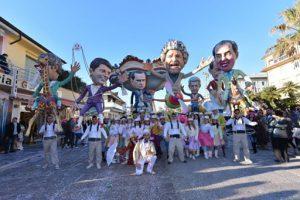 Viareggio Carnival - Photo by: viareggio.ilcarnevale.com