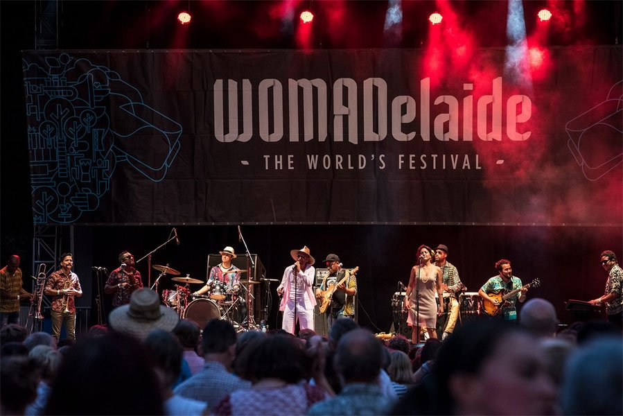 WOMADelaide - Photo by: www.facebook.com/WOMADelaide