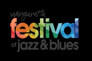 Wangaratta Festival of Jazz and Blues poster - Photo by: www.wangarattajazz.com