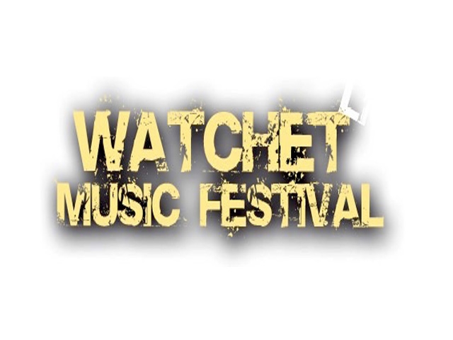 Watchet Festival logo banner - Courtesy of Michael Eccleshall, Music Media Relations