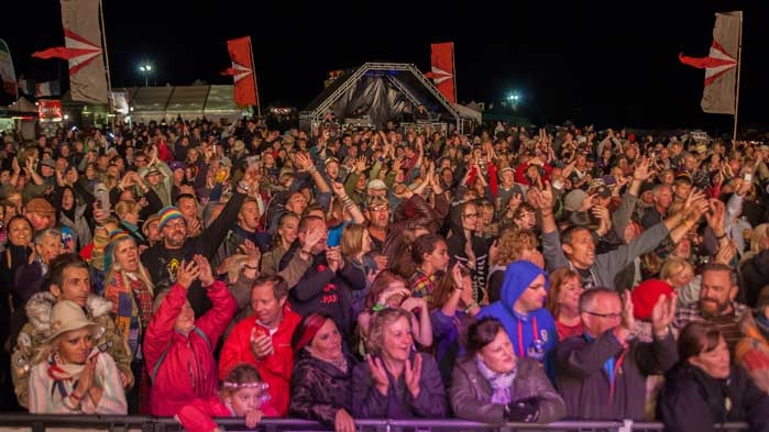 Watchet Music Festival - Courtesy of Michael Eccleshall, Music Media Relations