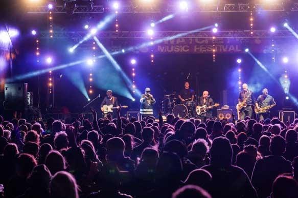 Watchet Music Festival - Courtesy of Michael Eccleshall, Music Media Relations