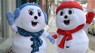 Winterama Festival in Penetanguishene
