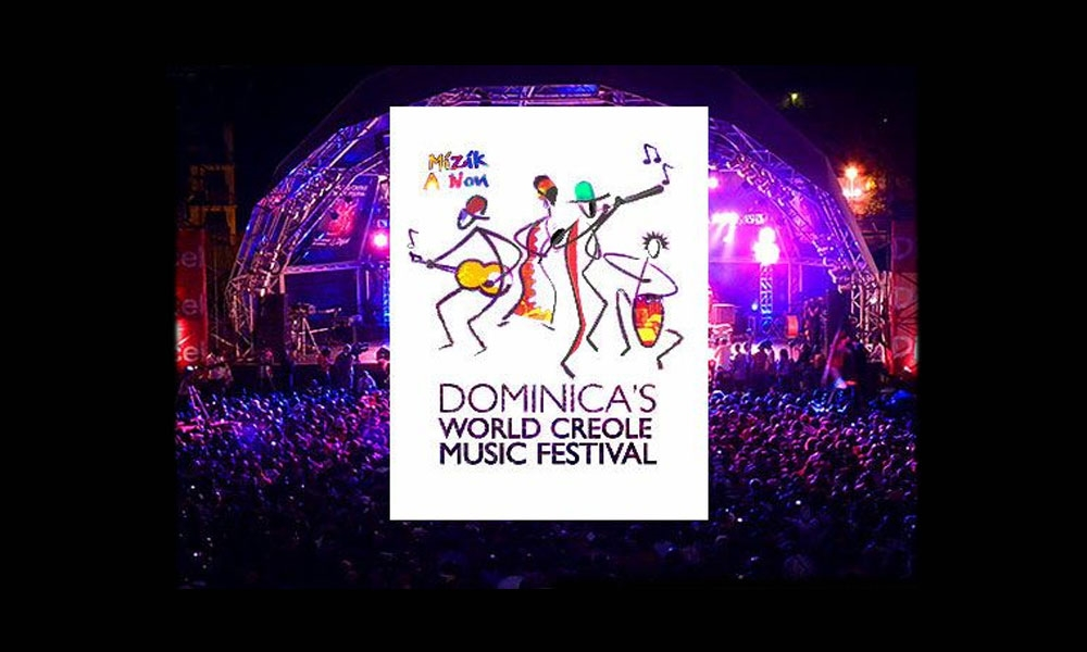 World Creole Music Festival - Photo: dominicafestivals.com
