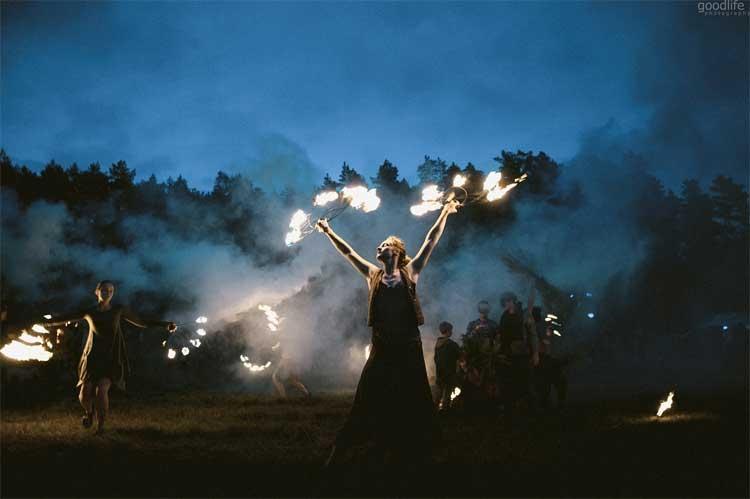Yaga Gathering - Photo: Goodlife photography - [Via Alina Yaga Gathering]