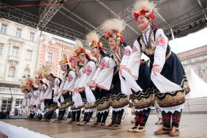 Zagreb's International Folklore Festival - Photo by: www.msf.hr