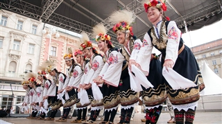 Zagreb's International Folklore Festival