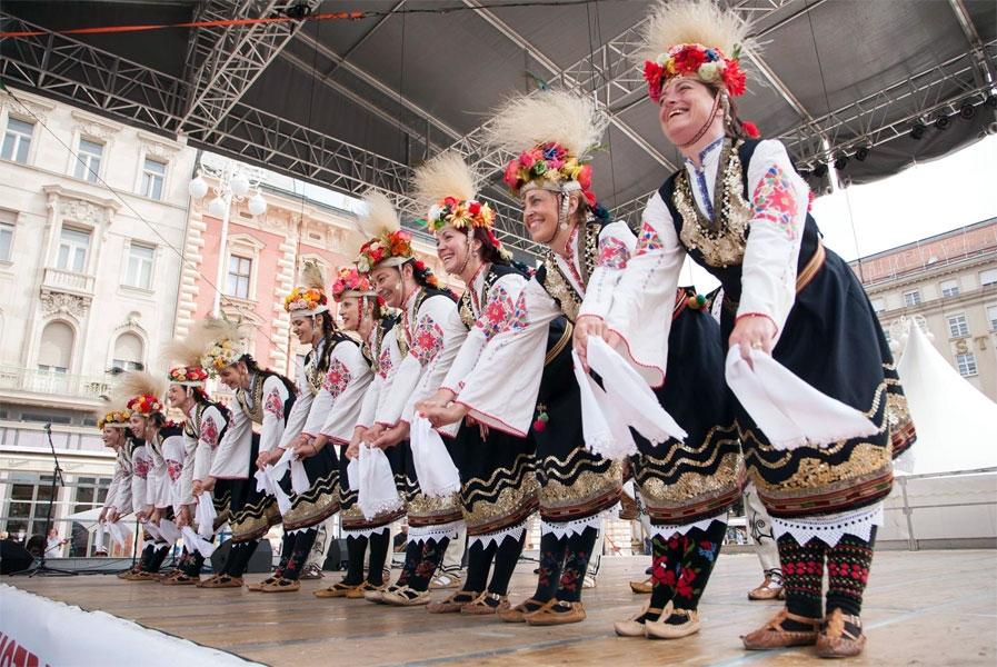 Zagreb's International Folklore Festival - Photo by: www.msf.hr
